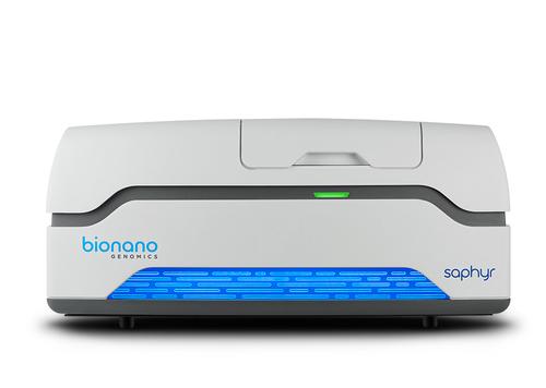 Instrument Bionano Saphyr