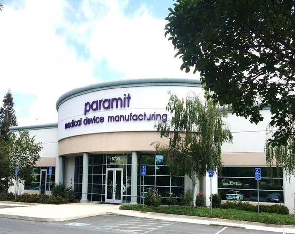 Paramit Manufacturing Location