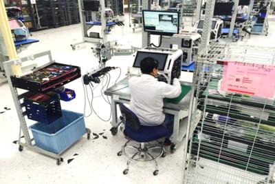 vPoke Mechanical Assembly
